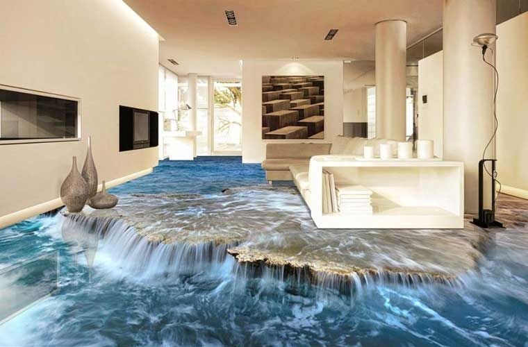 3d Epoxy Coatings Are A Great Alternative To Unusual Interior Designs Daily Architecture,Cheap Home Decor Stores Los Angeles