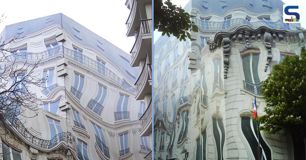 Melting building design
