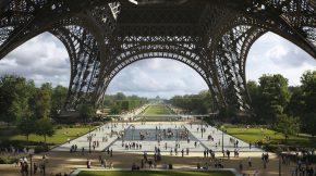 New Eiffel Tower Park