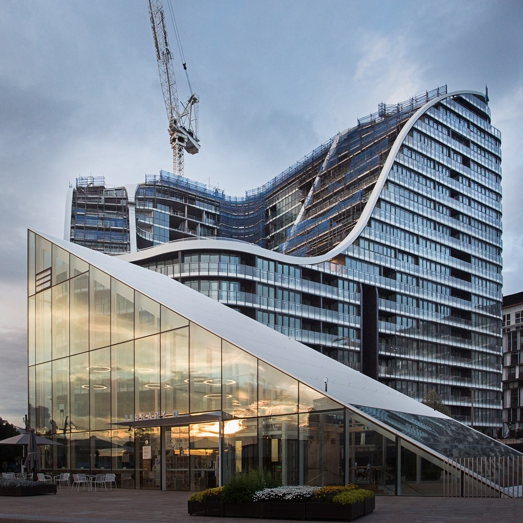 Infinity at Green Square, in Sydney, will open in July. Photo: Ashleigh Hughes
