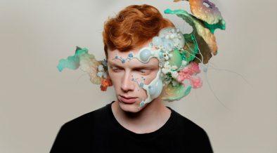 "Unexpected geometry ""portrait series tests were designed by Fernando Domínguez Cózar."